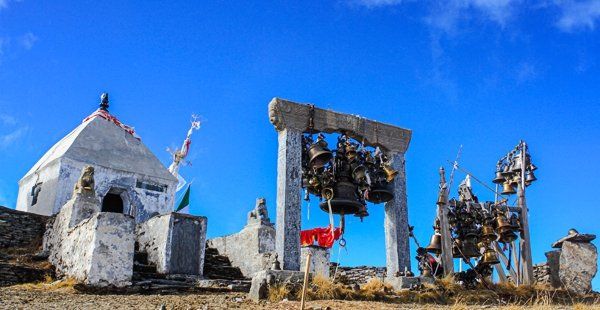 Badimalika Temple
