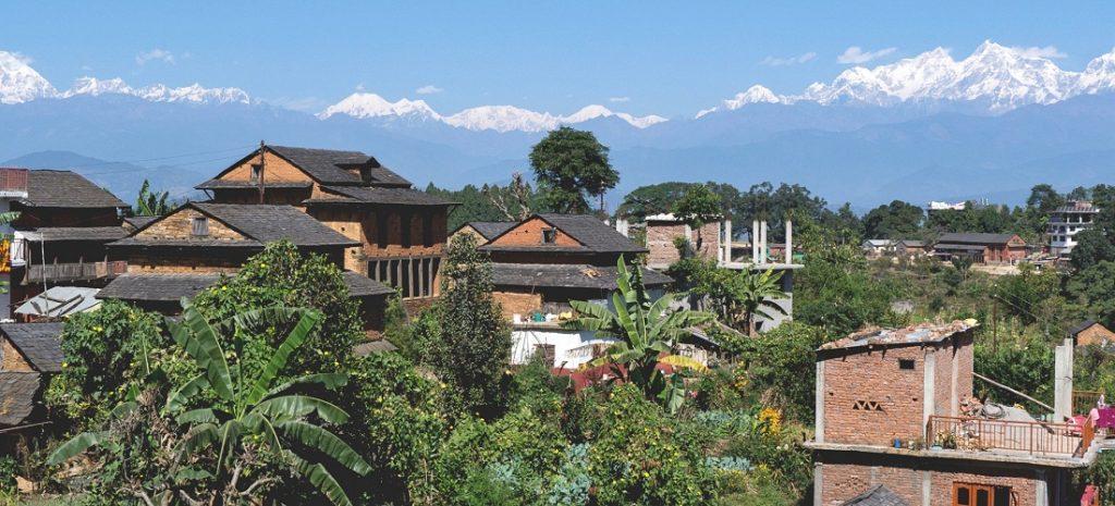 Bandipur Himalayan View & Village