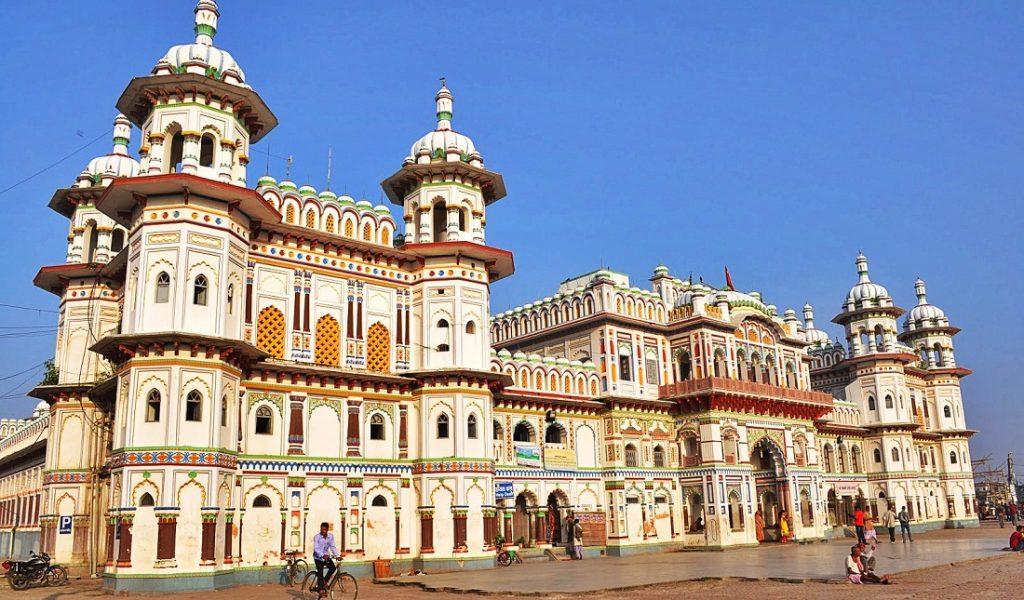 Janaki Temple Mandir in Janakpur