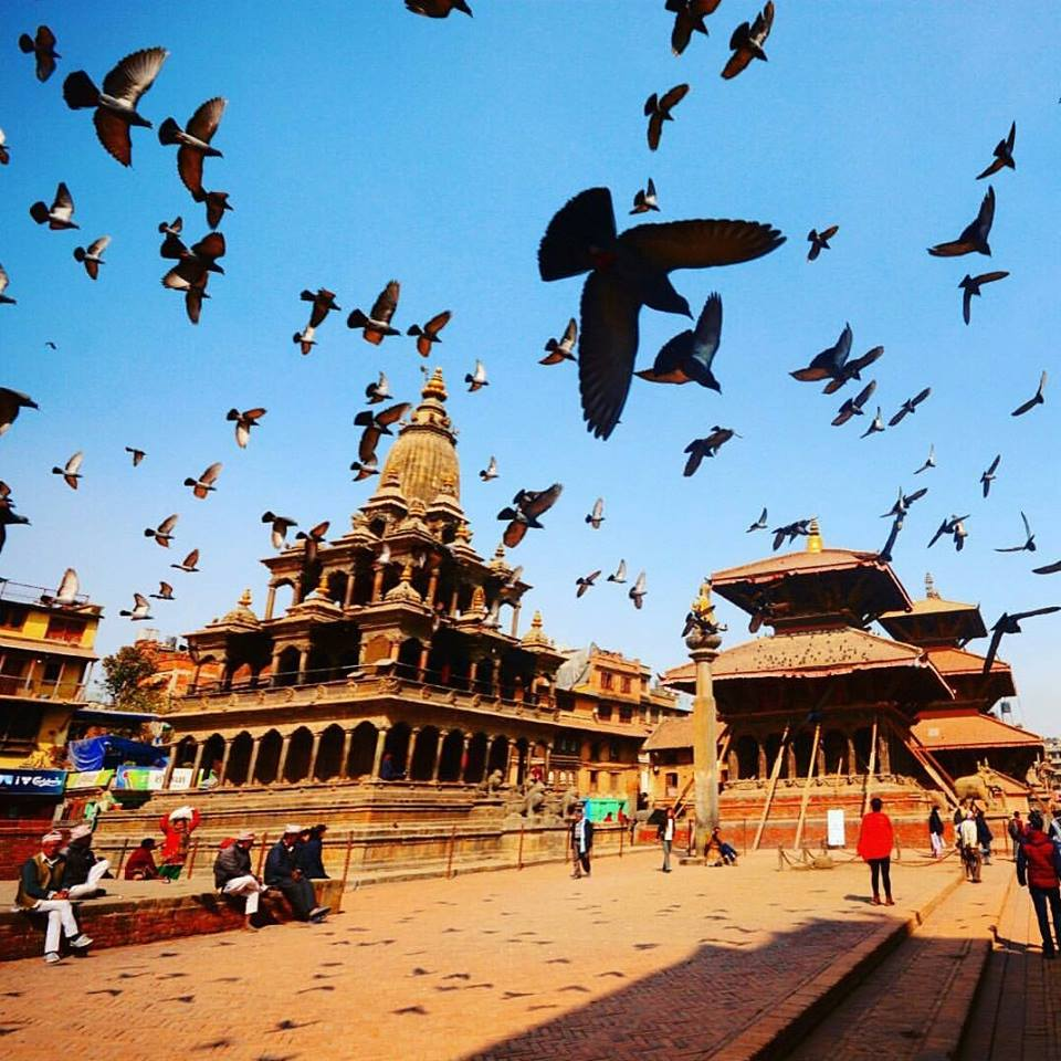 Patan Darbur Square tour sightseeing