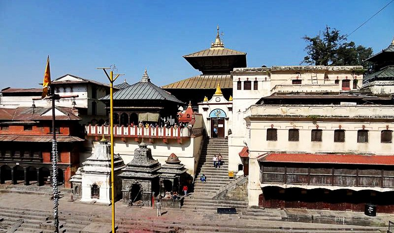 Pashupatinath Temple Biggest Hindu Temple in Nepal