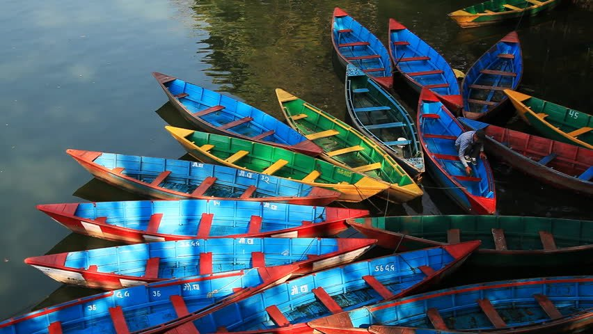 Pokhara Boating in phewa lake