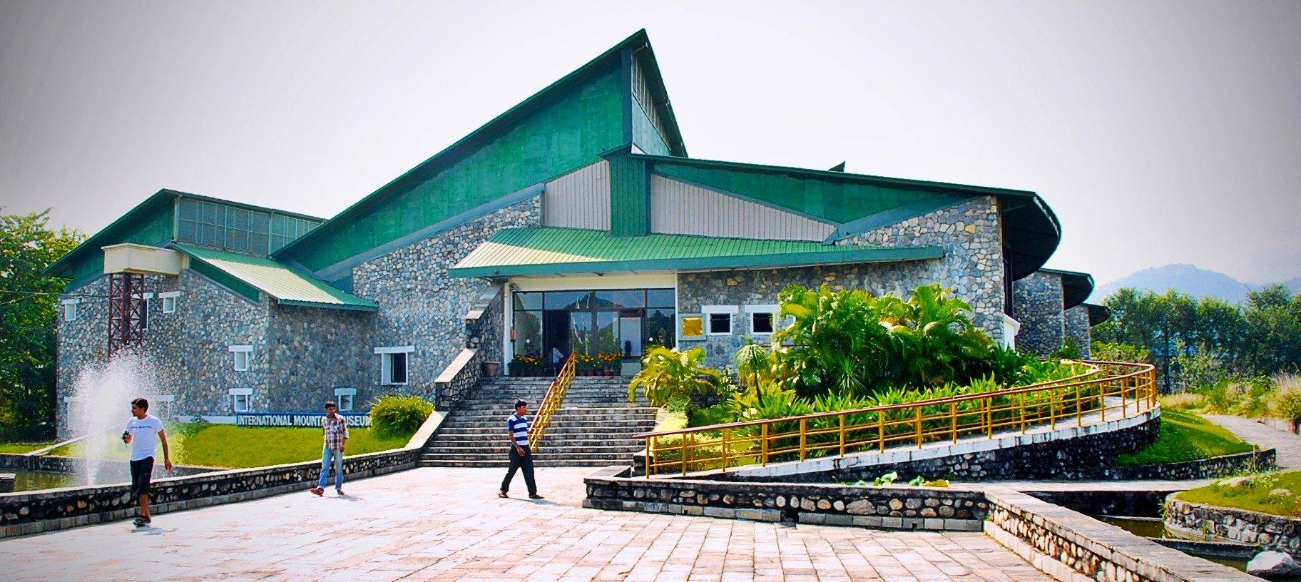 Pokhara mountain Museum