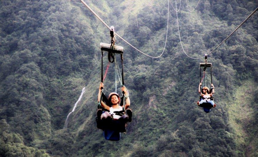 Pokhara Zip Flyer pokhara zip line