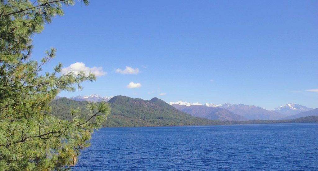 Rara Lake in Rara National Park