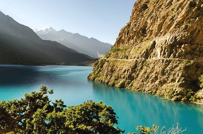 Shey Phoksundo National Park Lake